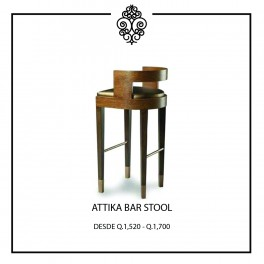 ATTIKA BAR STOOL